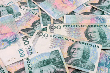 Swedish Currency Notes