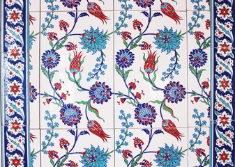 Turkish(Ottoman) Wall Tiles
