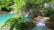 waterfall in forest - Kurshunlu Turkey