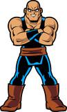 Anime Manga Muscle Man
