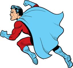 Fighting Superhero