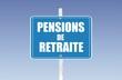panneau pensions de retraite