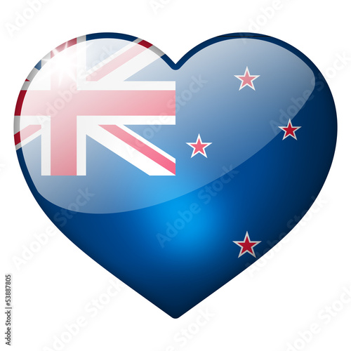 new zealand heart button