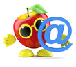 3d Apple uses email