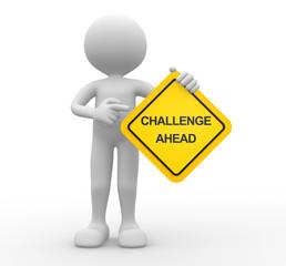 Challenge ahead