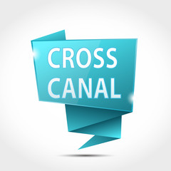 bulle origami cs5 : cross-canal