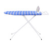 ironing board isolated on a white background