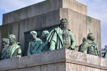 Colonia, escultura urbana, Guillermo III de Prusia