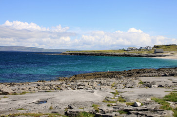 Aran islands quite landscape