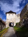 The Castle of Trencin - Gate