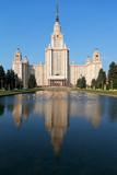 Fototapety Lomonosov Moscow State University