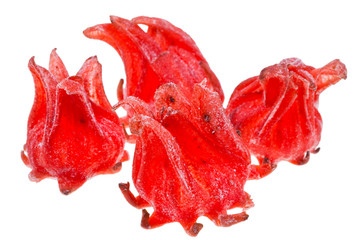 candied dried Hibiscus