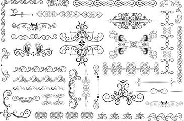 vector_decor elements