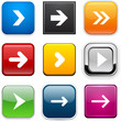 Square color arrow icons.