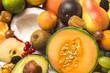 Früchte Platte-Vitamine