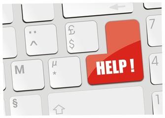 clavier help