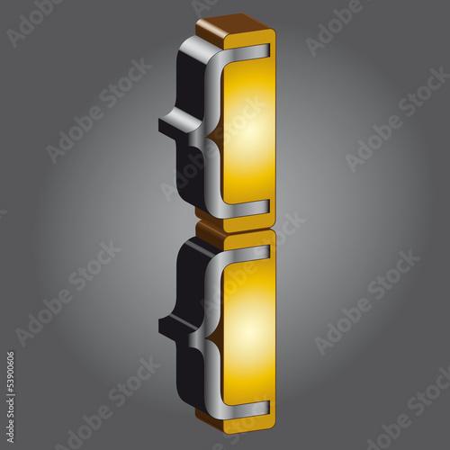 Goldklammer