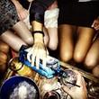 Obrazy na płótnie, fototapety, zdjęcia, fotoobrazy drukowane : People at party
