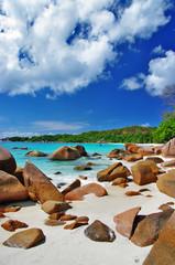 Seychelles beaches- Praslin island
