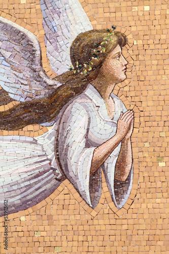 Fototapeten,engel,unschuldig,belle,mosaik