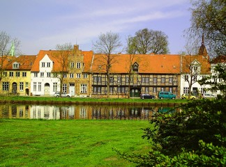 An der Trave in Lübeck II