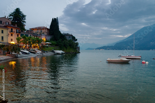 varenna on Como lake, Italy