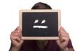 anonymer mensch ist unmotiviert