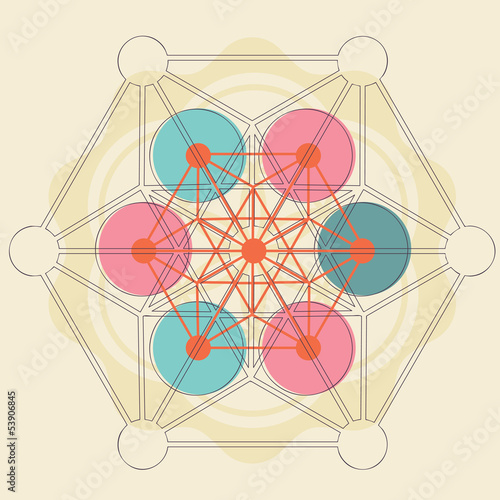 sacred geometry flower of life seed