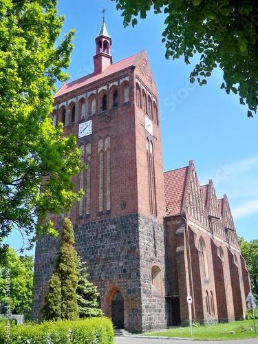 Morski Kościół Misyjny - Gdańsk Nowy Port © Adrian v. Allenstein