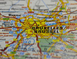 Brussels Old Road Map