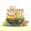 Image fruit plate