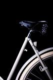 Old refurbished retro bike - Details poster