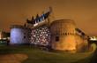 Château des ducs de Bretagne de nuit - Nantes - 53911873