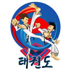 Taekwondo Tae Kwon Do Korean Martial Art