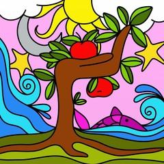 mano di mele