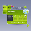 Ecology / green tech. 2013 modern website template