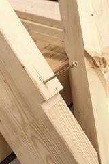 Dachstuhl Detail