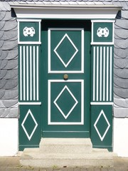 bergische Tür