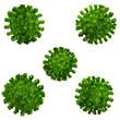 Coronavirus - 3D Render