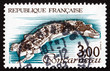 Postage stamp France 1983 Ville Close, a Walled Town