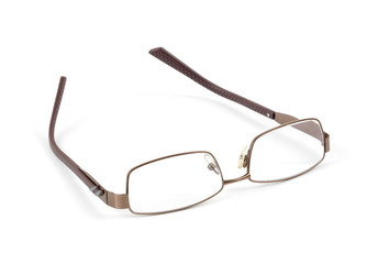 Glasses isolated - Clipping path