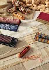 vintage handmade textiles