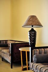 lamp in the interior