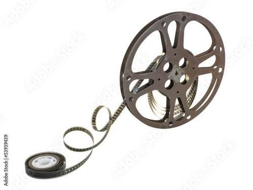 16mm Film Reel 13
