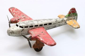 Blechflugzeug06