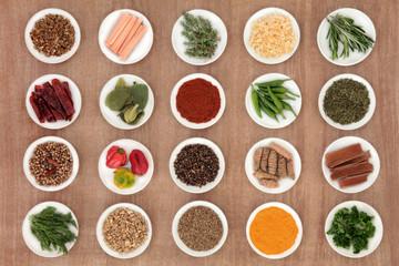 Herb and Spice Sampler