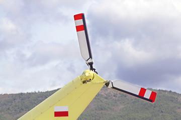 Hélice de helicóptero