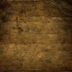 Old burned paper texture, vintage background