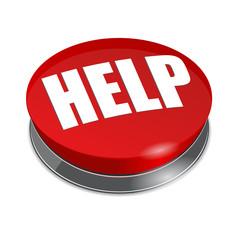 Help - 3d round button