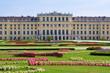 Schloss Schönbrunn in Wien, Österreich